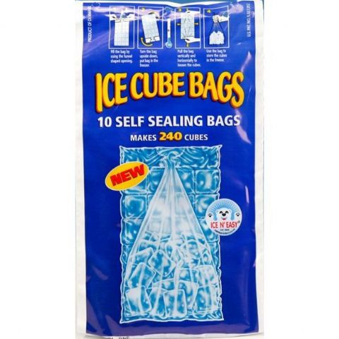 Ice Cube Bags
